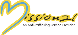 Mission 21 Old Logo Design